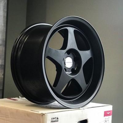 Varrstoen MK0 в наличии!  18x9.5 5x114,3 ET22 CB73.1  Matt Black  55.000р / комплект  #radicalrims #varrstoen #wheels #evo #lancerevolution #диски #дискимосква #шиныдиски #дискисполкой