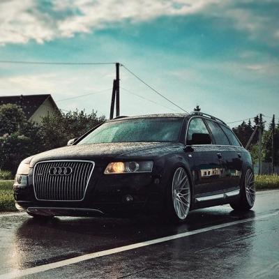 Диски Veemann V-FS34 в параметрах 20х10 украсили этот Audi A6 Allroad  нашего клиента.  Получилось очень гармонично👍🏻 ⠀ Полный ассортимент дисков Veemann доступен на нашем сайте. ⠀ ✅Заказ можно оформить: ✔На сайте radicalrims.ru ✔8-966-301-00-47 (Whatsap, Viber) ✔Написав в Директ